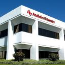 Anaheim University logo