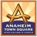 Anaheim Town Square logo