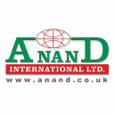 Anand International Limited logo