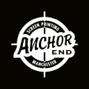 Anchor End Screen Printing logo