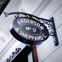 Anderson & Sheppard logo icon