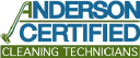 Anderson Certified Cleaning Technicians logo