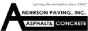 Anderson Paving, Inc. logo