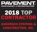 Anderson Striping & Construction, Inc. logo