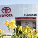Anderson Toyota Scion logo