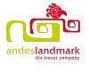Andes Landmark, The Travel Company logo