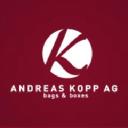 Andreas Kopp Ltd. Switzerland logo