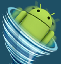 Android Spin logo icon