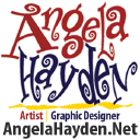 Angela Hayden Art and Design logo