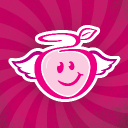 AngelBerry Frozen Yogurt logo