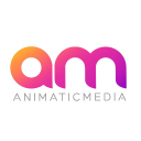 Animatic Media Inc. logo