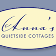 Anna's Quietside Cottages logo