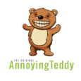 AnnoyingTeddy Logo