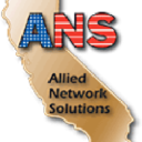 Allied Network Solutions logo icon