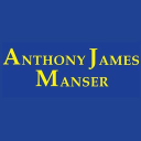 Anthony James Manser AJM logo