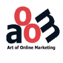 aoom (art of online marketing) consultancy logo