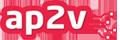 AP2V Solutions logo