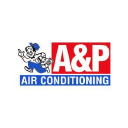 A&P Air Conditioning, Corporation logo