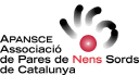 APANSCE. Associacio de pares de nens sords de Catalunya logo