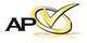 AP Chexs Inc. logo