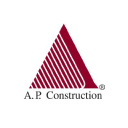 A.P. Construction Company logo