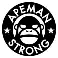 Apeman Strong Logo