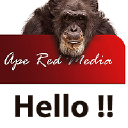 Ape Red Media logo