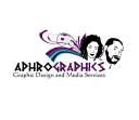 AphroGraphics Graphic Design & Media Services logo