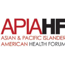 Asian & Pacific Islander American Health Forum logo