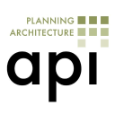API -Architects and Planners logo