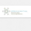 Appels en van 't Hul, educatie en advies voor de zorgprofessional logo