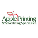 Apple Printing and Advertising Specialties logo