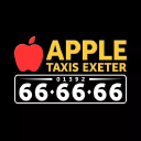 Apple Central Taxis Exeter logo icon