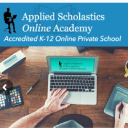 Applied Scholastics Online Academy logo