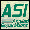 Applied Separations, Inc logo