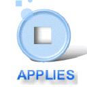 Applies Chile logo