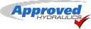 Approved Hydraulics logo icon