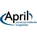 April logo icon
