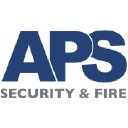 APS Security & Fire logo