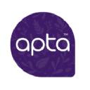 Apta Pottery logo