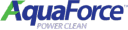 AquaForce Power Clean logo
