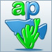 aquaportail.com logo icon