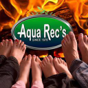 Aqua Rec's Swimming Hole & Stove logo