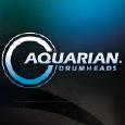 Aquarian Drumheads Logo