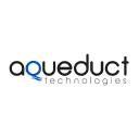 "Aqueduct Technologies Inc. ""Working together for today and tomorrow"" logo"