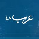 موقع عرب 48 logo icon
