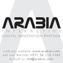 Arabia Interactive logo