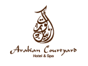 Arabian Courtyard Hotel & Spa logo
