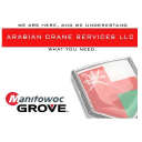 Arabian Crane Services L.L.C. logo