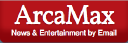 ArcaMax Publishing logo